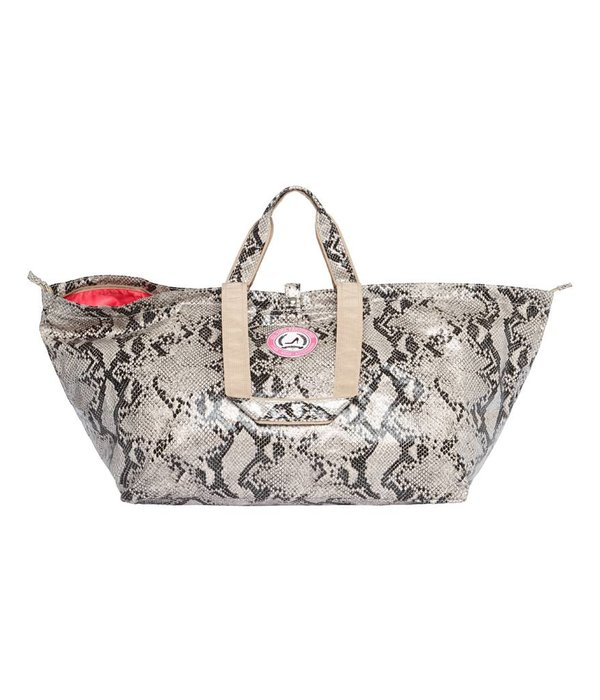 Grote Shopper Python Naturel