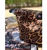 Cosmetics Bag Leopard