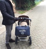 Mommy Bag Dark Blue Denim