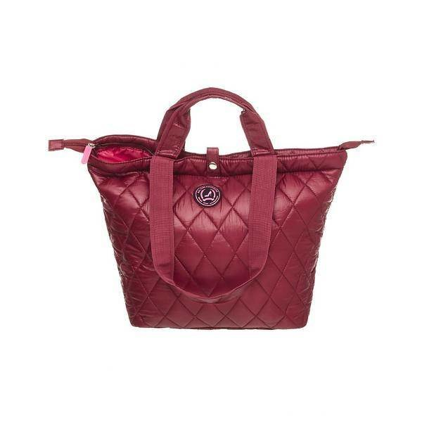 Kleine Shopper XS Quilted Bordeaux