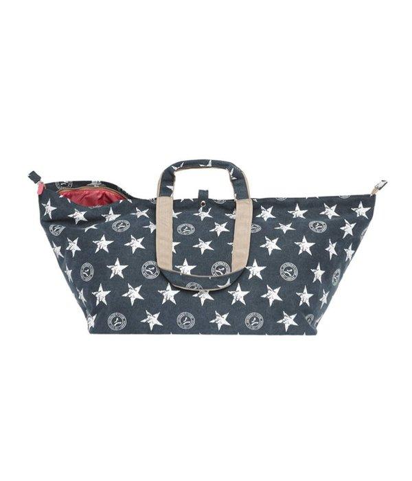 Big Shopper Stars Blue