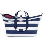 Kleine Shopper Strepen Navy