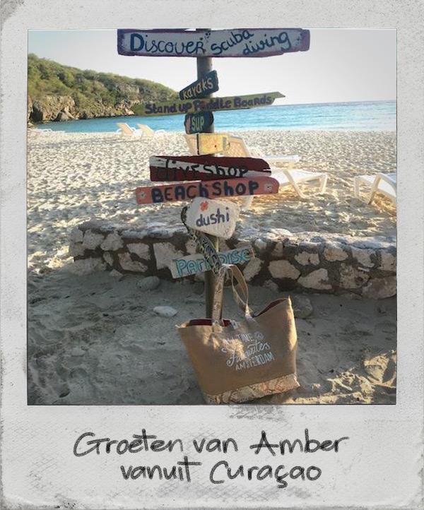 Amber Curacao