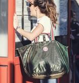 Kleine Shopper Disco Green
