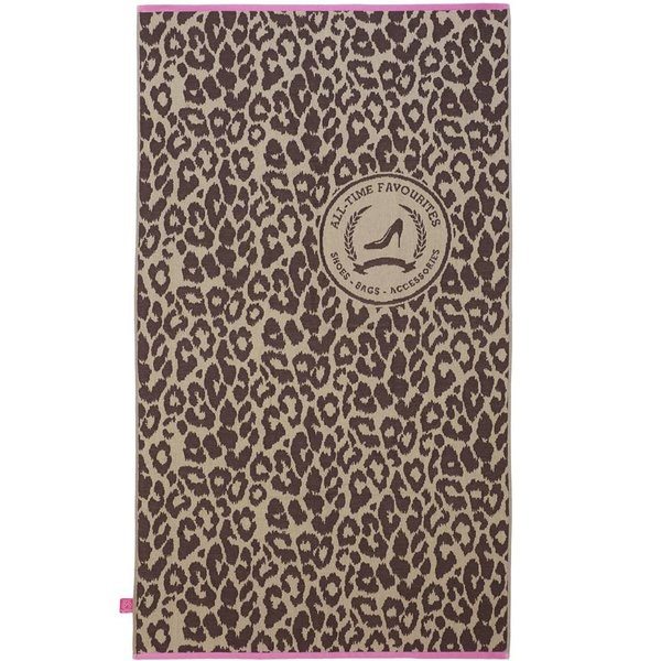Beach Towel Leopard (SOLD OUT)