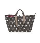 Small Shopper Stars Grey