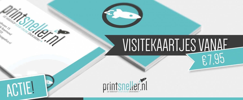 Banner | Visitekaartjes ACTIE