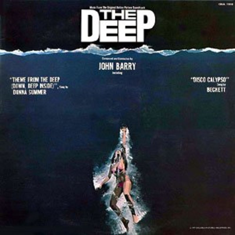 CASABLANCA RECORDS John Barry - The Deep (Music From The Original ...