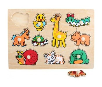 """Small Foot Puzzel """"Baby200"""""""
