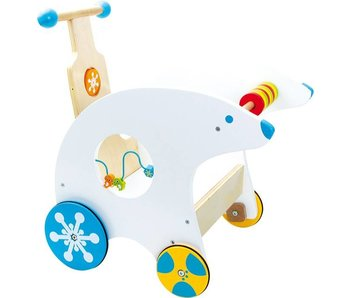 """Small Foot Loopwagen """"ijsbeer"""""""