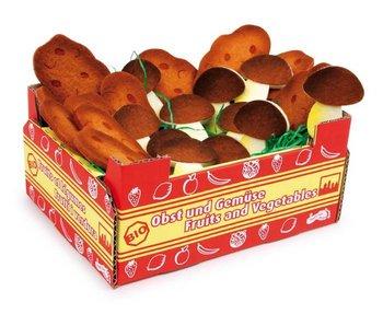 """Small Foot Design Kist met """"Aardappelen en paddenstoelen"""""""
