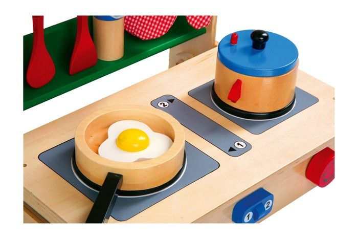 "Compacte Design Keuken : Small Foot Design Keuken in de koffer ""Professional"""