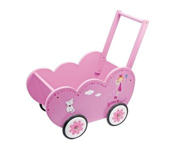 "Small Foot Poppenwagen ""Beauty Princess"""