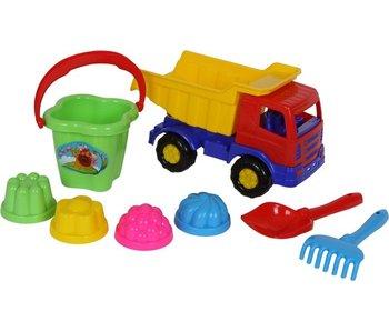 Small Foot Zandspeelgoed vrachtwagen set