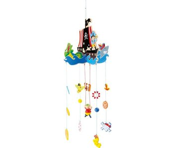 """Small Foot Mobiel """"Piratendroom"""""""