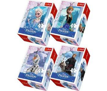 Trefl Frozen Mini Puzzel set