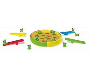 Small Foot Spring Kikker spel
