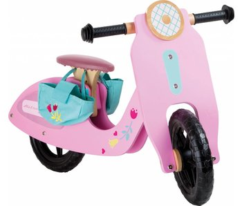 """Small Foot Loopscooter """"Roze"""""""