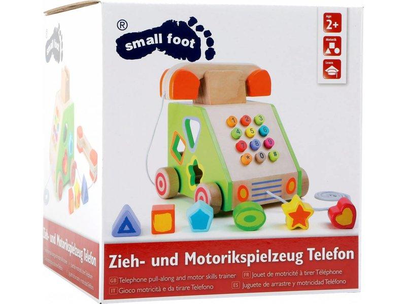 Small Foot Design Motoriek en vormenstoof Telefoon
