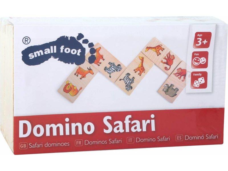 """Small Foot Domino """"Safari"""""""