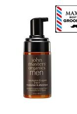 John Masters John Masters 2-in-1 Eucalyptus & Agave & Feuchtigkeitspflege Aftershave