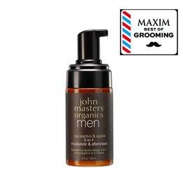 John Masters Organics 2-in-1 après-rasage