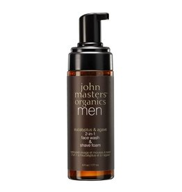 John Masters 2-in-1 Wash & Shave Foam