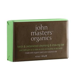 John Masters Organics Cleansing & Shaving Bar