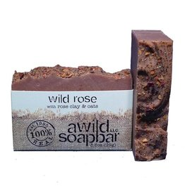 A Wild Soap Bar Wildrose