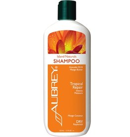 Aubrey Organics Island Naturals Shampoo