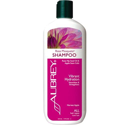Aubrey Organics Aubrey Rosa Mosqueta Shampoo