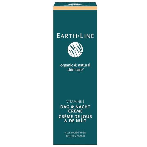 Earth Line Earth Line Vitamin E Tages- und Nachtcreme Tube