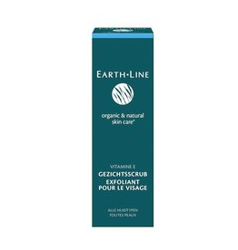 Earth Line Vitamin E Gesichtsscrub