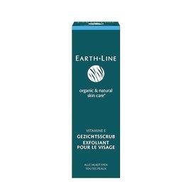 Earth Line Vitamine E Gezichtsscrub