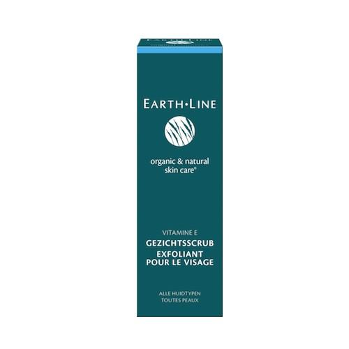 Earth Line Earth Line Vitamin E Gesichtsscrub