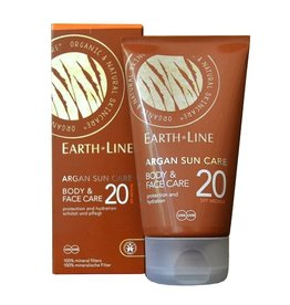 Earth Line Argan Bio Sun Face & Body Care SPF20