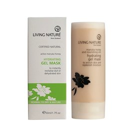 Living Nature Hydrating Gel Mask