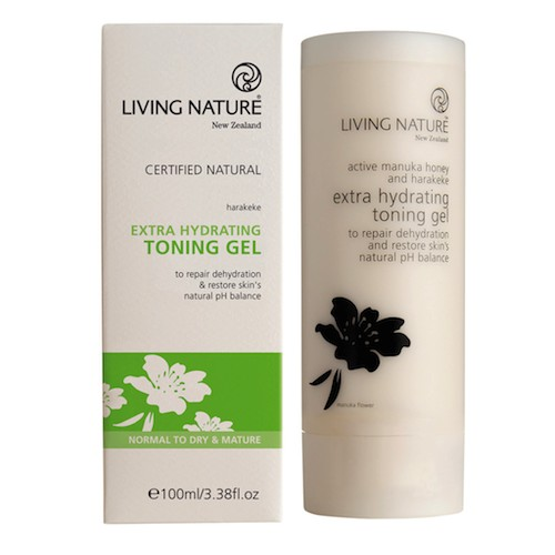 Living Nature Living Nature Hydrating Toning Gel Extra-