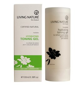 Living Nature Hydratant Gel tonifiant
