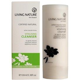 Living Nature Vitalisierende Cleanser