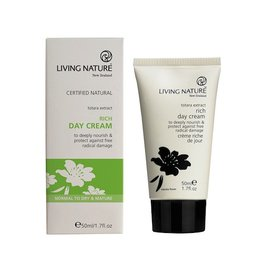 Living Nature Crème Riche Jour