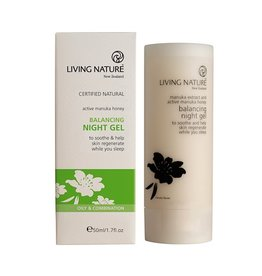 Living Nature Balancing Gel Nuit