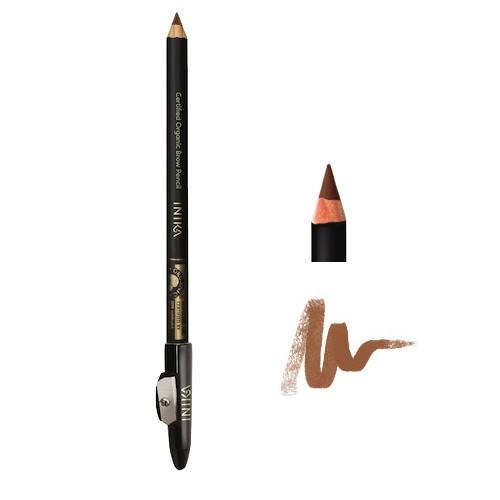 INIKA Makeup Inika Certified Organic Brow Bleistift Brunette Beauty