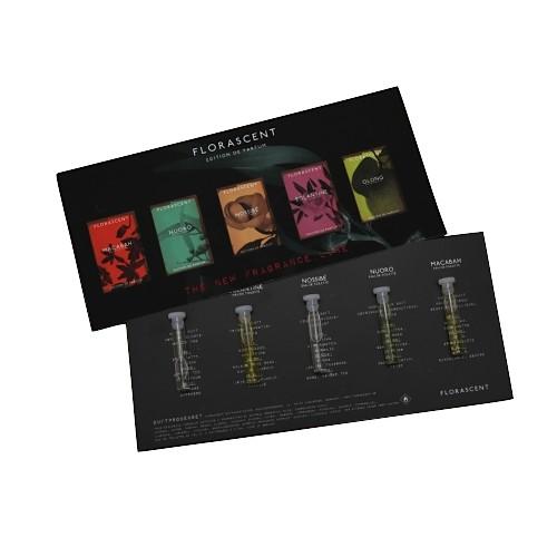 Florascent Florascent Edition de Perfume tryoutset