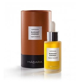 MÁDARA SUPERSEED énergie rayonnante huile de beauté