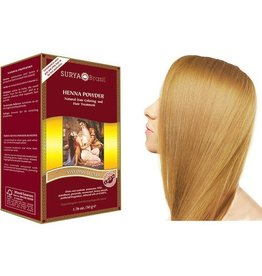 Surya Brasil Henna Powder Swedish Blonde