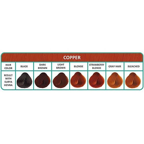 Surya Brasil Henna Cream Copper Order Now De Groene Drogist
