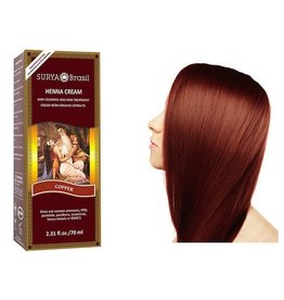 Surya Brasil Henna Cream Copper