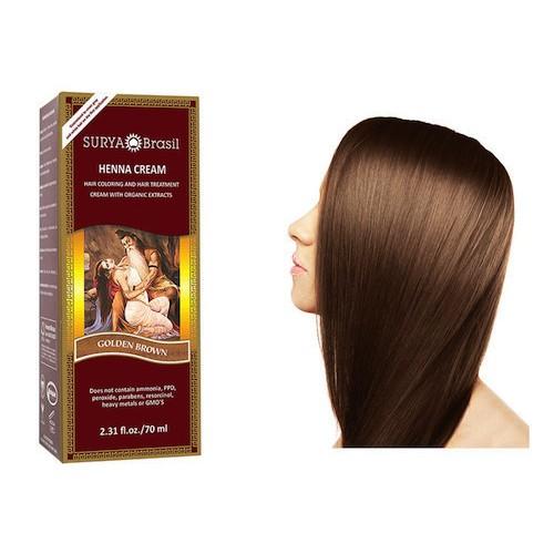 Surya Brasil Surya Brasil Henna Cream Gold Braun De