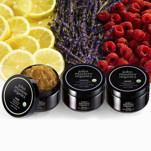 John Masters John Masters Organics Fresh Lemon & Lime Body Scrub